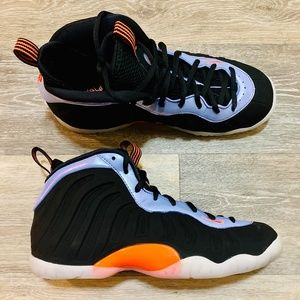 Nike Little Posite One GS Twilight Pulse Black